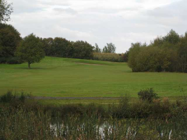 A look at the 1st fairway at Berrington Hall Golf & Country Club
