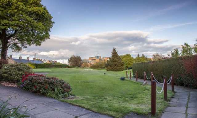 The 11th hole at Craigmillar Park Golf Club