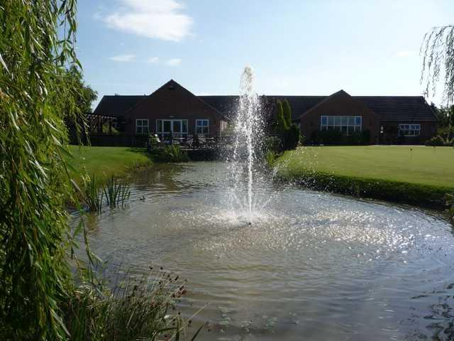 Tranquil settings at Six Hills Golf Club