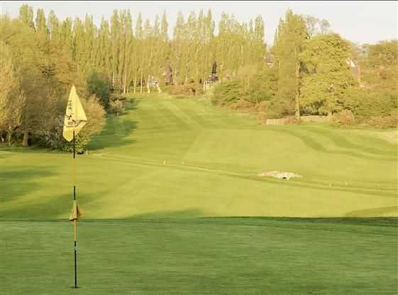 The signature 7th at Mickleover GC