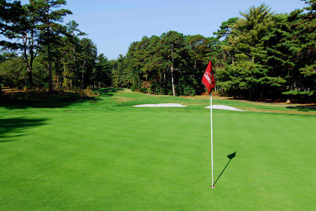A view from Seaview  - The Pines Course