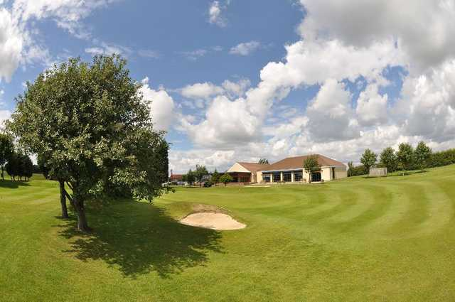 18th at Houghton Le Spring Golf Club