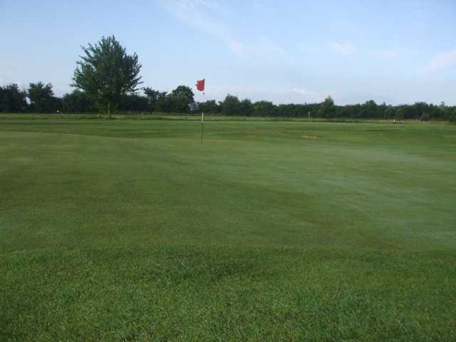 The expansive greens require good putting skills to stay within par at Rodway Hill