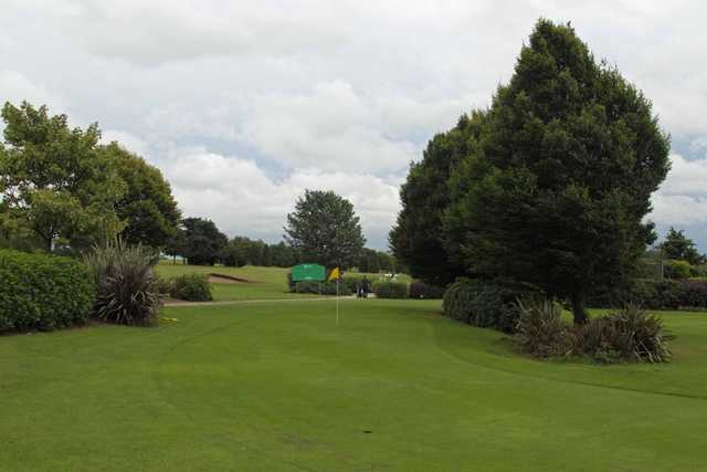A chance to practise your short game before venturing onto the course