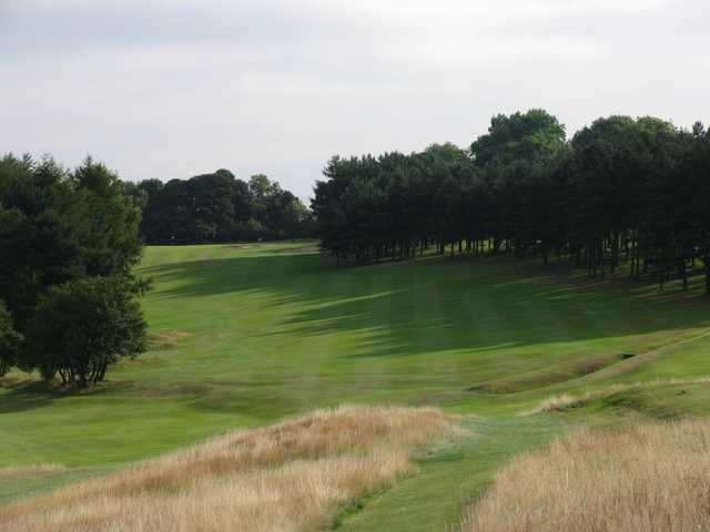 Fantastic conditions at Headingley Golf Club