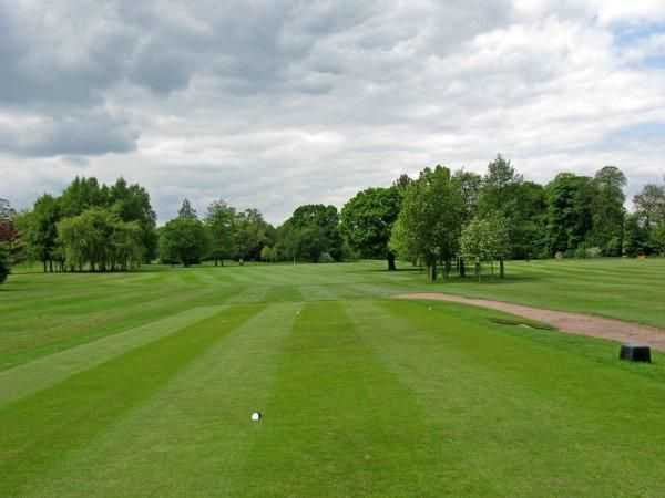 A view from the tee at Ingestre