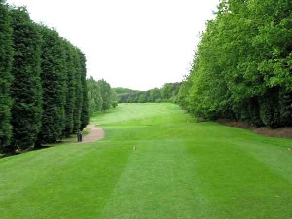 The tree-lined fairways at Ingestre will penalise errant shots