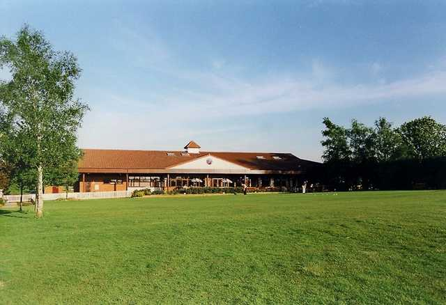 The Clubhouse at Kettering GC
