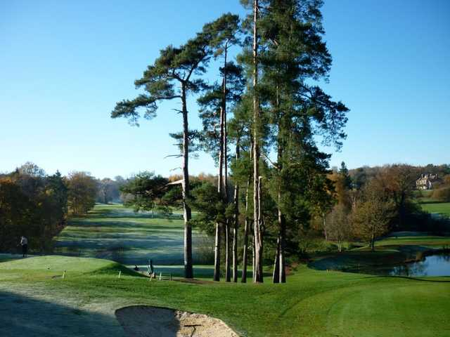 Wonderful views as seen at Sweetwoods Park Golf Club
