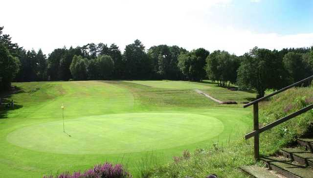 The large greens at Sunningdale put your short game to the test
