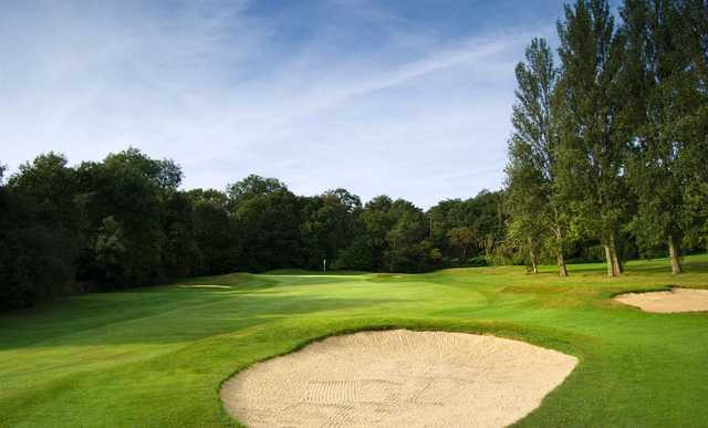 Shooters Hill Golf Club - 5th hole