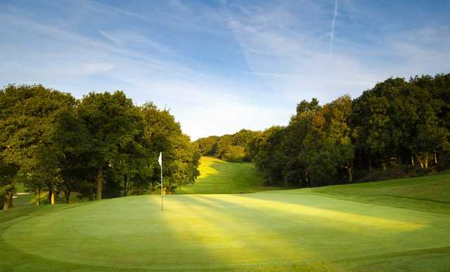 Shooters Hill Golf Club - 7th hole