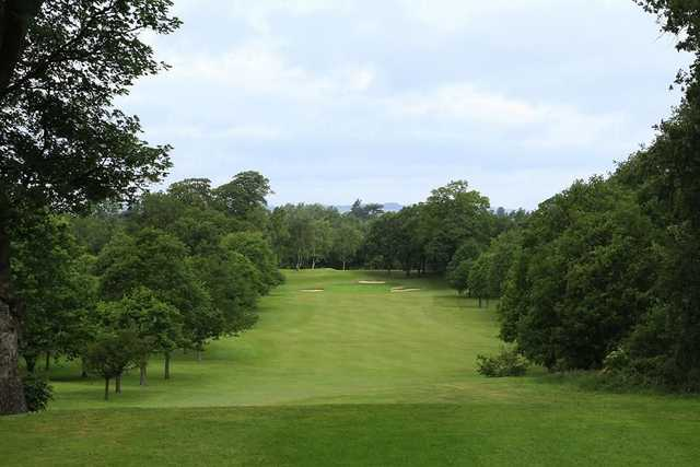 Oswestry Golf Club: 10th hole