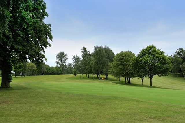 Oswestry Golf Club: 7th hole