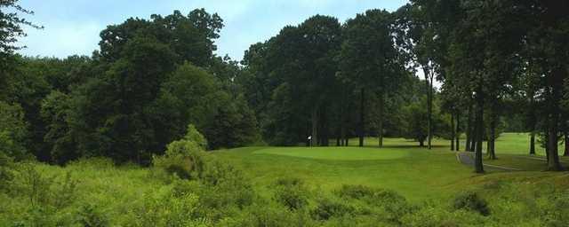 A view from Cranbury Golf Club