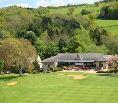 Lilley Brook Golf Club - Clubhouse