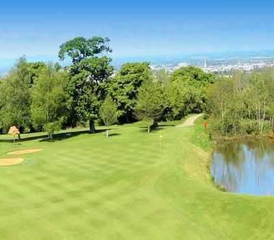 Lilley Brook Golf Club - 17th Hole
