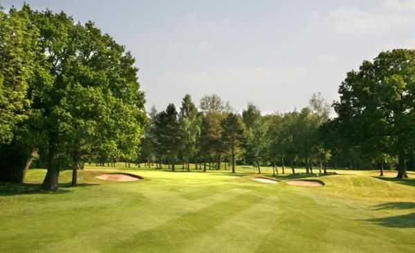 Harrogate Golf Club - Approach