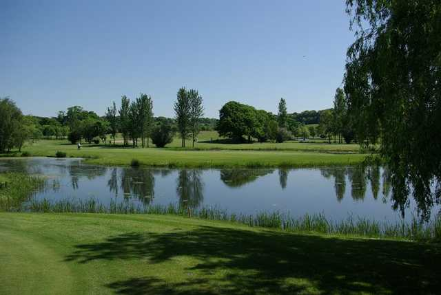 Stunning views of Dudsbury Golf Club