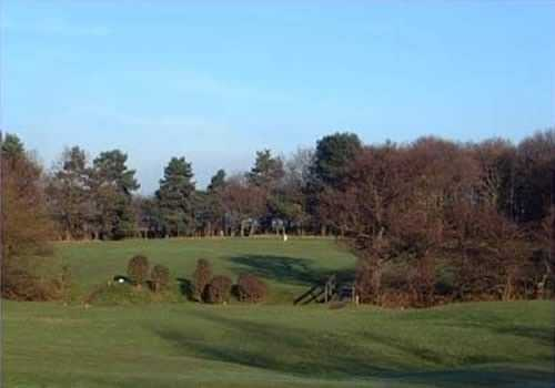 Fairway from Garforth Golf Club
