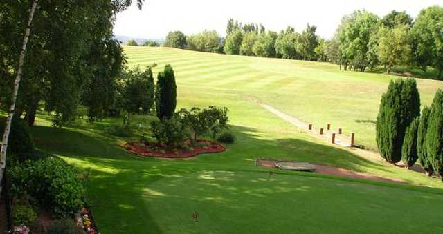 The beautiful fairways of South Leeds Golf Club
