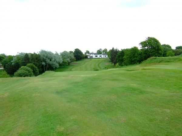 The rolling fairways of Stand Golf Club