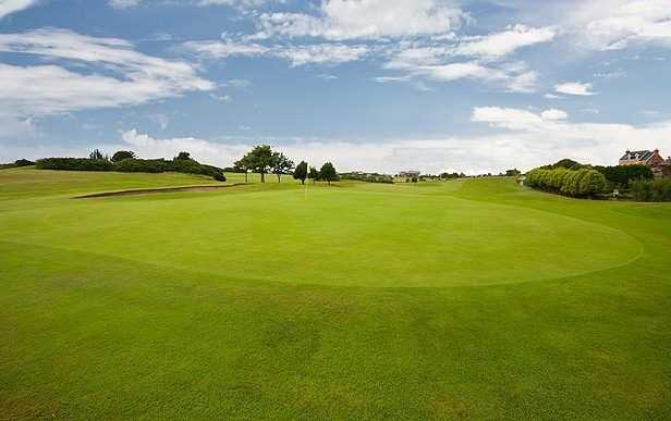 Donaghadee's 10th will put your putting skills to the test