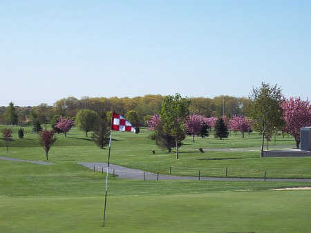 A view from Cherry Creek Golf - The Links Course