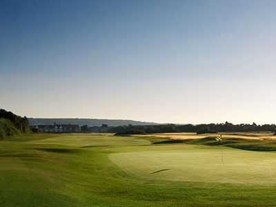 2nd at Weston-super-Mare Golf Club