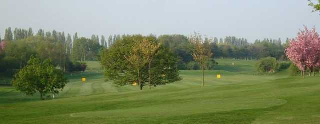 Tree-lined fairways mean an errant drive will be punished