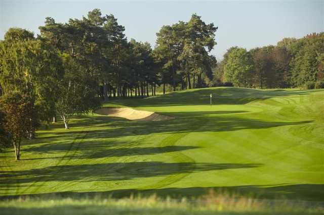 Fairway from Burnham Beeches Golf Club