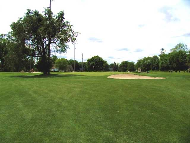 River Cliff GC: View from #1