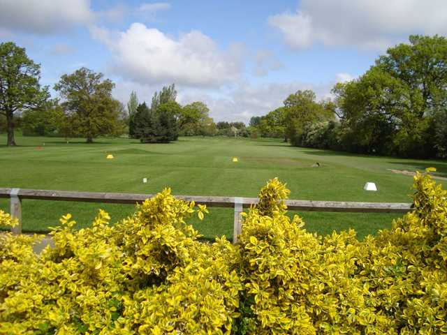 Tranquil settings at Hatchford Brook GC
