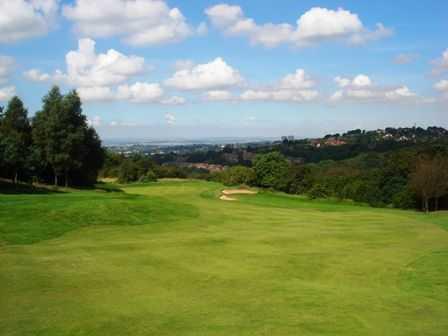 Fairway from Dudley Golf Club