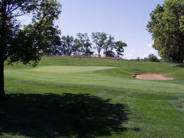 A view from Pipestone Golf Club
