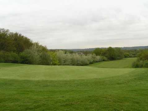 Green from Kent & Surrey Golf Club