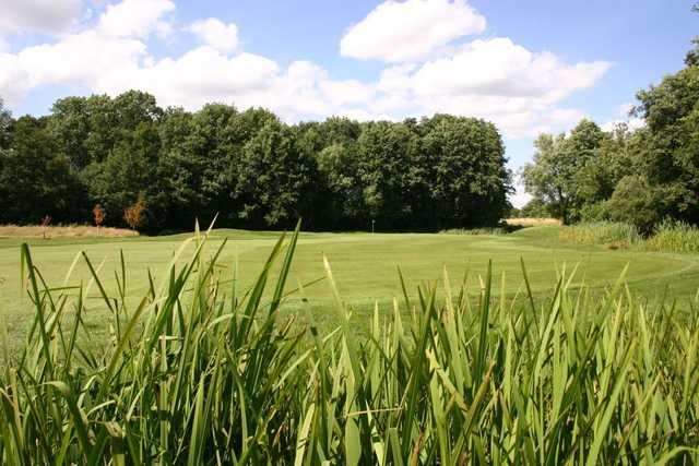 Theale is a parkland course