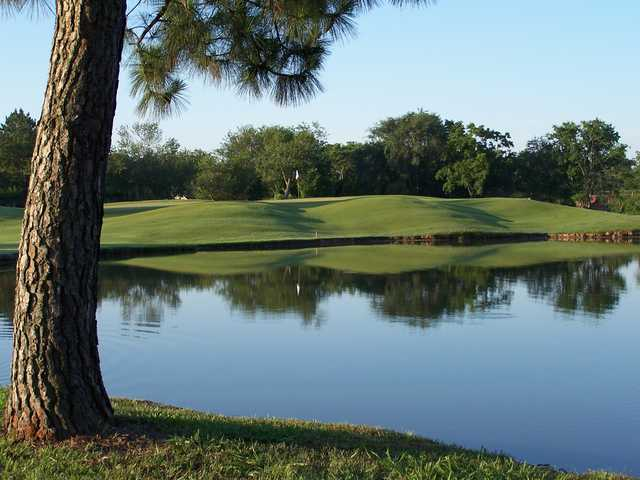 View of the 3rd hole at Jersey Meadow Golf Course