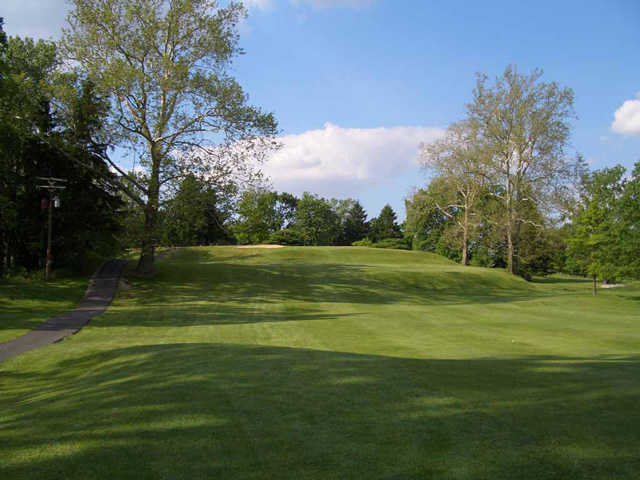 View from the Golf Club of Bucyrus