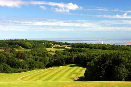 14th fairway at Pennant Park Golf Club