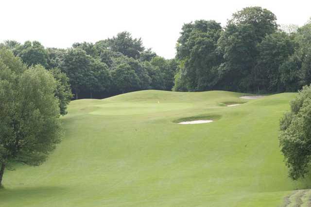 14th hole at Sherdley Park Golf Club
