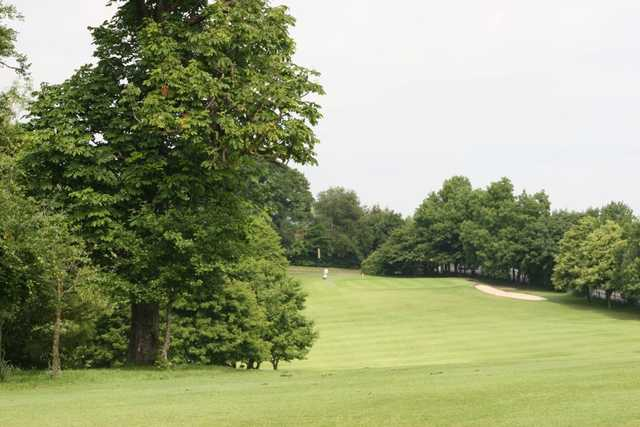 18th holea at Sherdley Park Golf Club