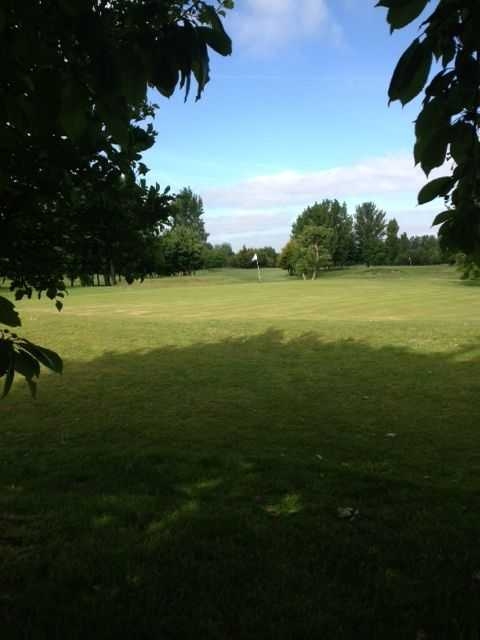 View from Iver Golf Club