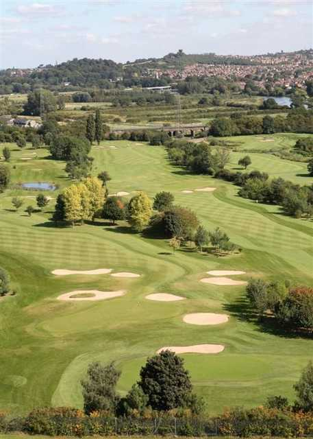 The Branston Golf & Country Club: #9