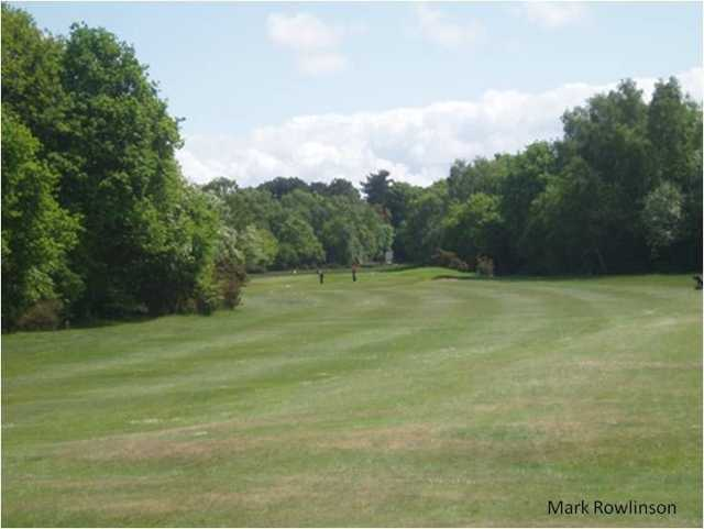 Fairway at Wirral Golf Club