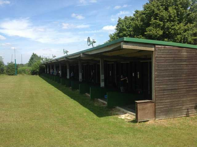 Driving Range, The Oaks Golf Centre
