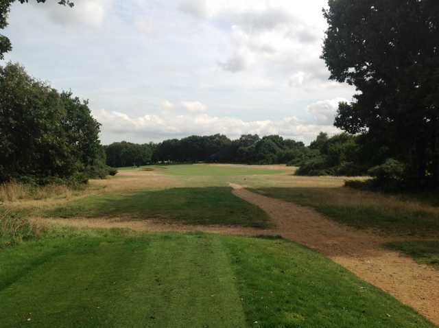 View from the 11th tee at Rushmere Golf Club