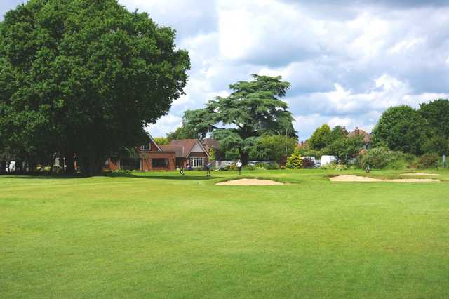 Rushmere's clubhouse