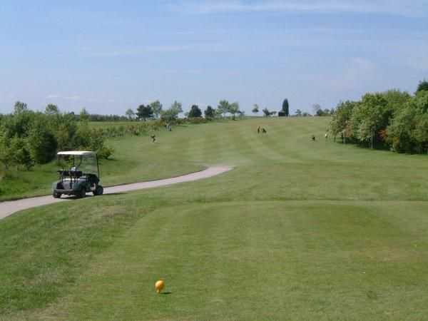 Bedlingtonshire features well maintained open fairways
