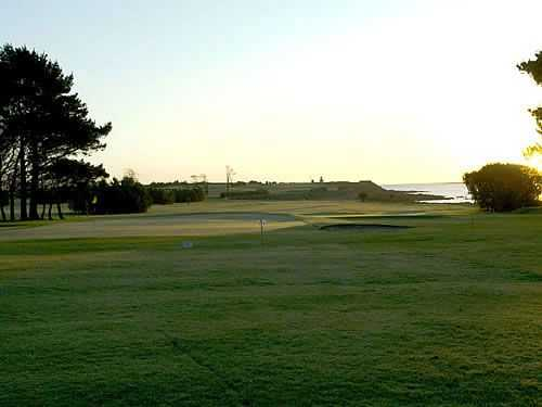 Immaculate fairways at Gold Coast